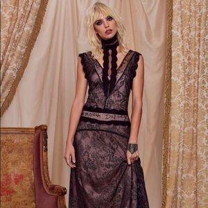 New Nasty Gal Love Courtney Fillmore Doll Dress XS